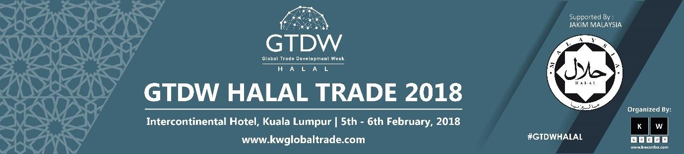 GTDW Halaal Trade 2018