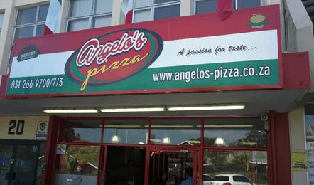 ANGELO'S PIZZA WESTVILLE
