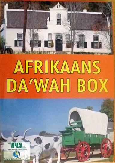 AFRIKAANS DAWAH BOX